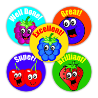 Sticker: Berry Scent - Praise