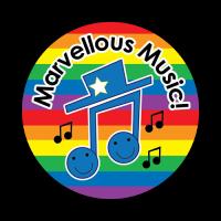 Sticker: Marvellous Music