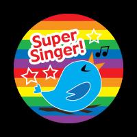 Sticker: Singing Award