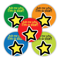 Sticker: Berry Scent - Ask Me Why I`m A Star