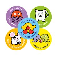 Sticker: Relationships Classpack