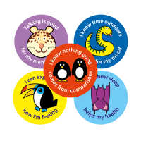 Sticker: Healthy Lifestyle