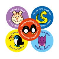 Sticker: Healthy Lifestyle Classpack