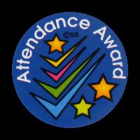 Sticker: Attendance Award - Ticks