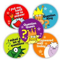 Sticker: Questions and Answers