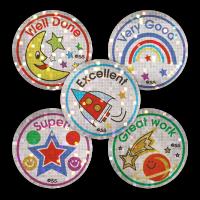 Sticker: Praise Variety Sheet - Sparkling