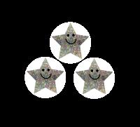 Sparkling Sticker:  Mini Star Stickers