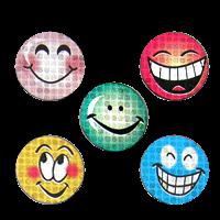 Sticker: Mini Smiles Variety Sheet