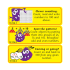 Sticker: Targeteers for Maths Year 1