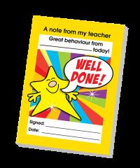 Notepad: Great Behaviour