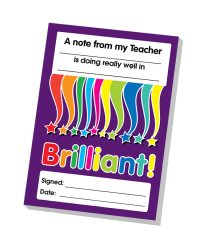 Notepad: Brilliant - Teacher Quick Notepad