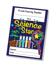 Notepad: Science - Teacher Quick Notepad