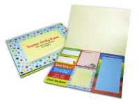 Notepad: Teacher Sticky Notes 1