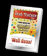 Notepad: Head Teacher Quick Notepad