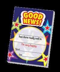 Notepad: Good News Teacher Quick Notepad