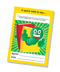 Notepad: Read Brilliantly In School Today Quick Notepad