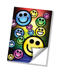 Notepad: Smiley Face