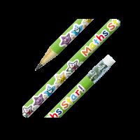 Pencil: Maths Star