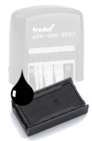 Ink Pad: Black For TR4820