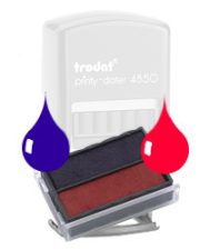 Ink Pad: Red For TR4850
