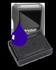 Ink Pad: Blue - For PR4910