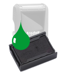 Ink Pad: Green - For PR4910