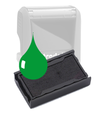 Ink Pad: Green - For EPR4911