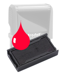 Ink Pad: Red - For EPR4912