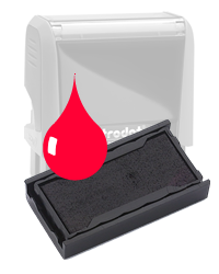Ink Pad: Red - For EPR4913