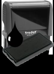 Ink Pad: Black - For PR4915
