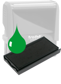 Ink Pad: Green - For PR4915