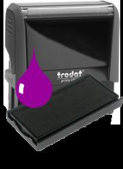 Ink Pad: Violet - For PR4915
