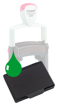 Ink Pad: Green - For PF5207