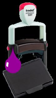Ink Pad: Violet - For PF5207