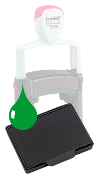 Ink Pad: Green - For PF5208