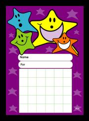 Progress Chart: Stars