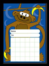 Progress Chart: Monkey