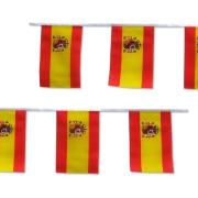 Bunting: Spanish