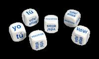 Games: Set of 6 Spanish Pronoun Dice