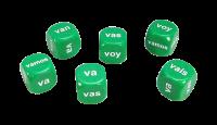 Games: Set of 6 Spanish Ir Dice