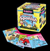 Games: Brainbox Let`s Learn Spanish