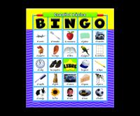 Games: Spanish Bingo