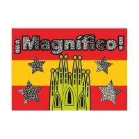 Postcard: Magnifico - Spanish Sparkling