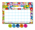 Home Learning Reward Charts And Stickers Set: Smiles