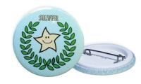 `Silver` Reward Badges: 38mm: 20 Badges