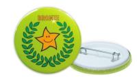 `Bronze` Reward Badges: 38mm: 20 Badges