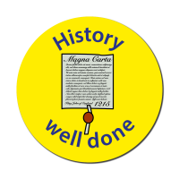 History - Well Done Curriculum Stickers