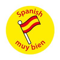 Spanish - Muy Bien Curriculum Stickers