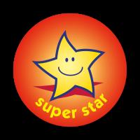 Star - Super Star Sticker (38mm)