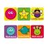 12mm Square Mini Stickers - Mixed Designs